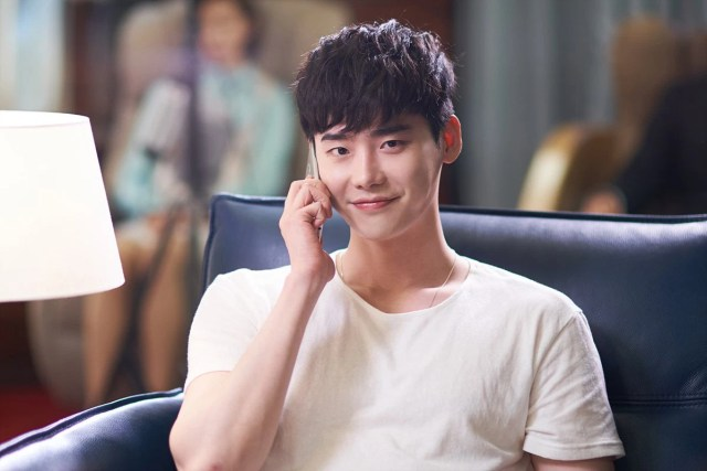 Image result for W – Two Worlds lee jong suk