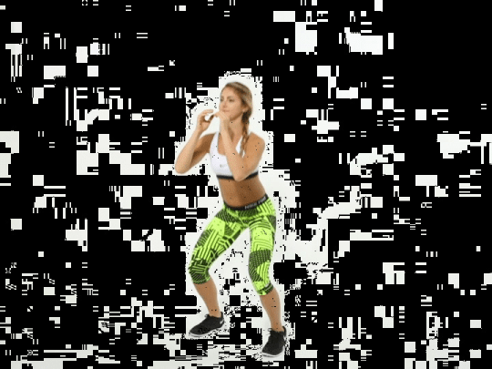 Image result for Basic squats gif