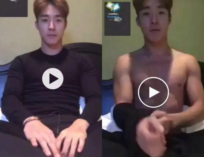 Hậu clip nóng, nam diễn viên điển trai Seo Ha Joon vẫn mặt dày dự sự kiện - Ảnh 1.