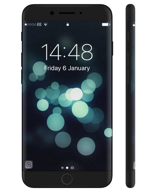 Xuất hiện mẫu concept iPhone 8 đẹp ngất ngây, thách thức mọi đối thủ trong năm nay - Ảnh 1.