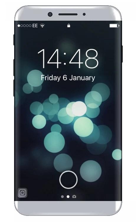 Xuất hiện mẫu concept iPhone 8 đẹp ngất ngây, thách thức mọi đối thủ trong năm nay - Ảnh 2.