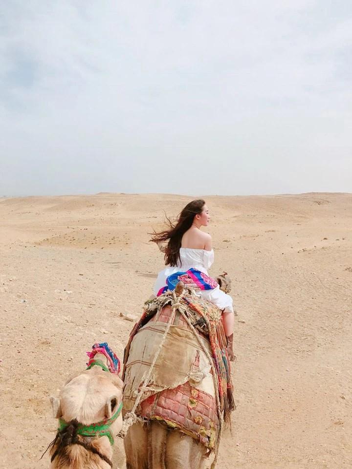 Bộ ảnh du lịch Ai Cập của cô bạn xinh đẹp: Xem xong sẽ thấy rất đáng để ước mơ ghé thăm một lần - Ảnh 18.