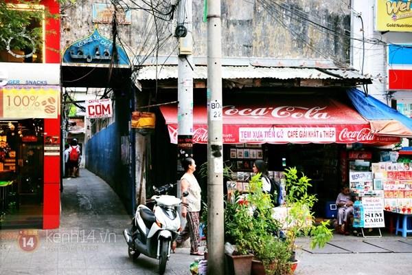Khám phá những con hẻm độc đáo nhất Sài Gòn 2