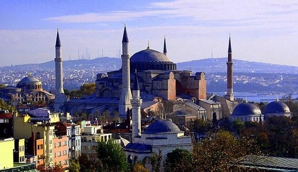 Istanbul - thủ đô lịch sử của Thổ Nhĩ Kỳ
