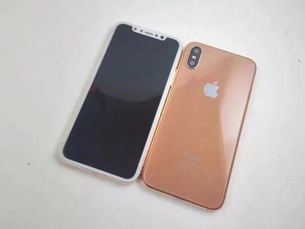 Mô hình iPhone 8 xuất hiện tại Việt Nam, giá không dưới 220 triệu đồng - Ảnh 2.