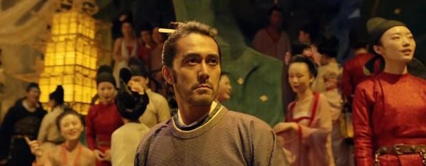 """Bom tấn điện ảnh Trung – Nhật """"KU-KAI"""" hé lộ phim trường quy mô 15 tỷ Yên - Ảnh 7."""