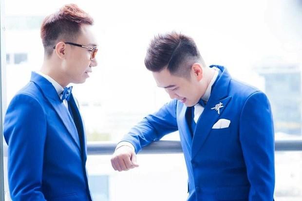 Cuộc sống hạnh phúc của cặp đôi đồng tính nam ở Sài Gòn cùng con trai hơn 1 tuổi - Ảnh 1.