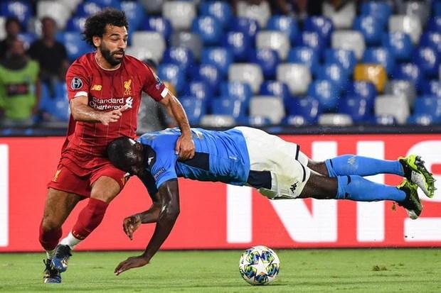 Trung vệ hay nhất thế giới biếu cho đối thủ bàn thắng, ĐKVĐ Liverpool thua trắng ở trận ra quân Champions League - Ảnh 4.