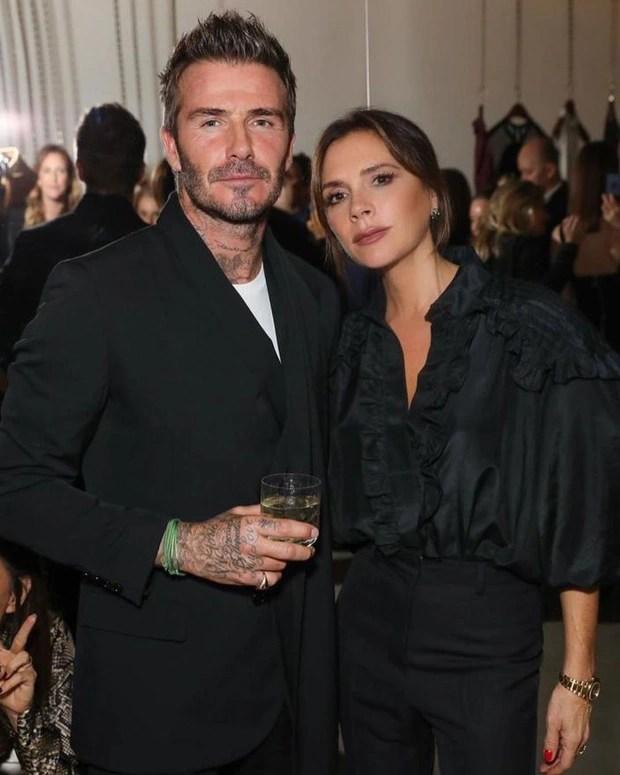 Chụp ảnh quảng cáo sương sương, nhưng ông chú David Beckham vẫn manly chết ngất, khiến đám đàn em còn phải chạy dài - Ảnh 3.