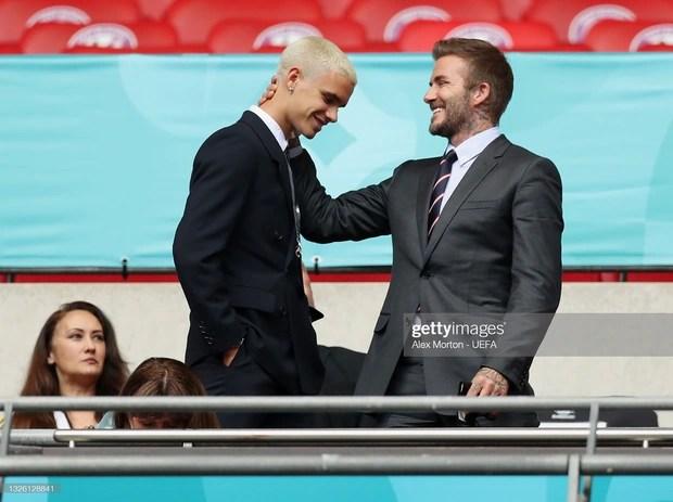 Hôm qua ngắm ảnh mờ của David Beckham đã mê mẩn, nay có ảnh HD căng đét mời hội chị em fangirl vào xỉu up xỉu down - Ảnh 14.