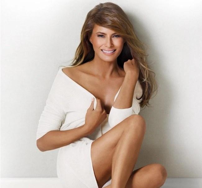 Vợ Donald Trump: Từ người mẫu nóng bỏng trở thành Đệ nhất phu nhân Mỹ - Ảnh 1.