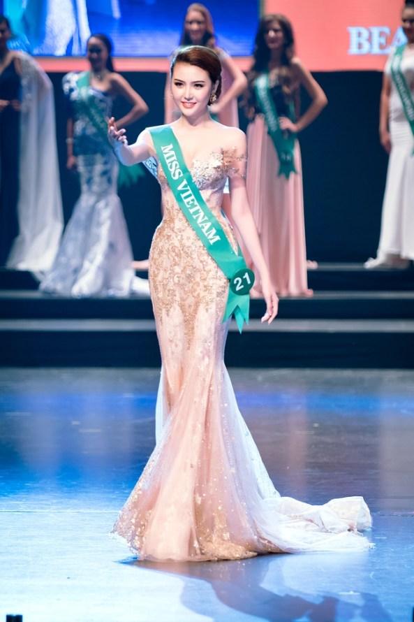 Lặng lẽ đi thi, đại diện Việt Nam - Ngọc Duyên bất ngờ đăng quang Miss Global Beauty Queen 2016 - Ảnh 10.