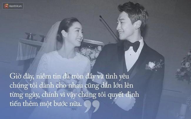 Đám cưới 24 triệu đồng của Bi Rain và Kim Tae Hee: Chẳng cần phải xa xỉ mới khiến người ta hạnh phúc! - Ảnh 1.