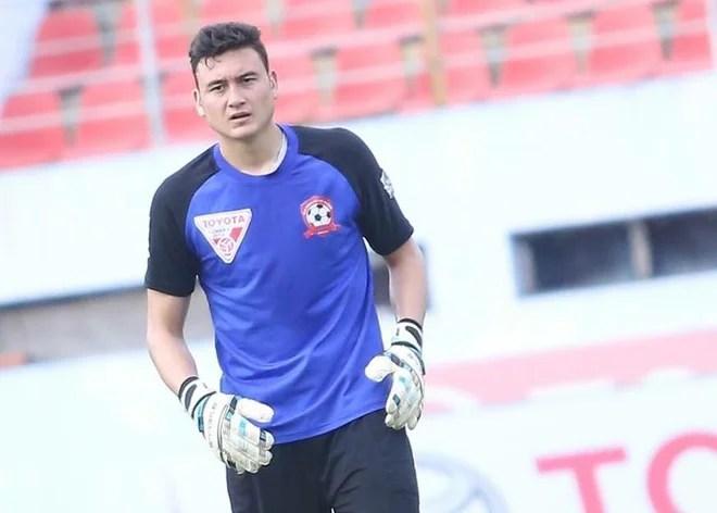 Vẻ đẹp lai của Lâm Tây, thủ thành số 1 đội tuyển Việt Nam - Ảnh 6.