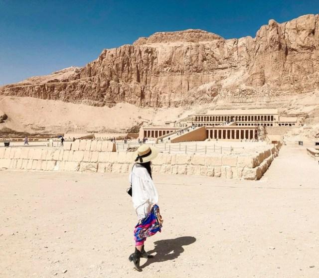 Bộ ảnh du lịch Ai Cập của cô bạn xinh đẹp: Xem xong sẽ thấy rất đáng để ước mơ ghé thăm một lần - Ảnh 10.