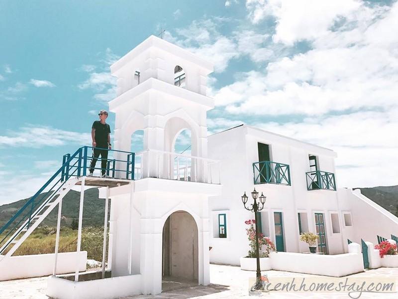 Đảo phim trường: Santorini thu nhỏ nhiều góc siêu đẹp ở Đà Nẵng