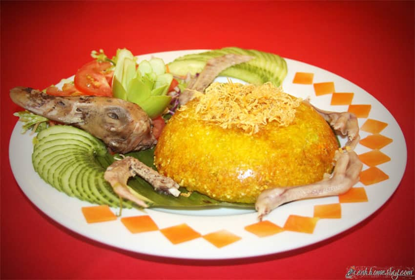 #Top 20 famous Cao Bang delicious restaurants that must be enjoyed
