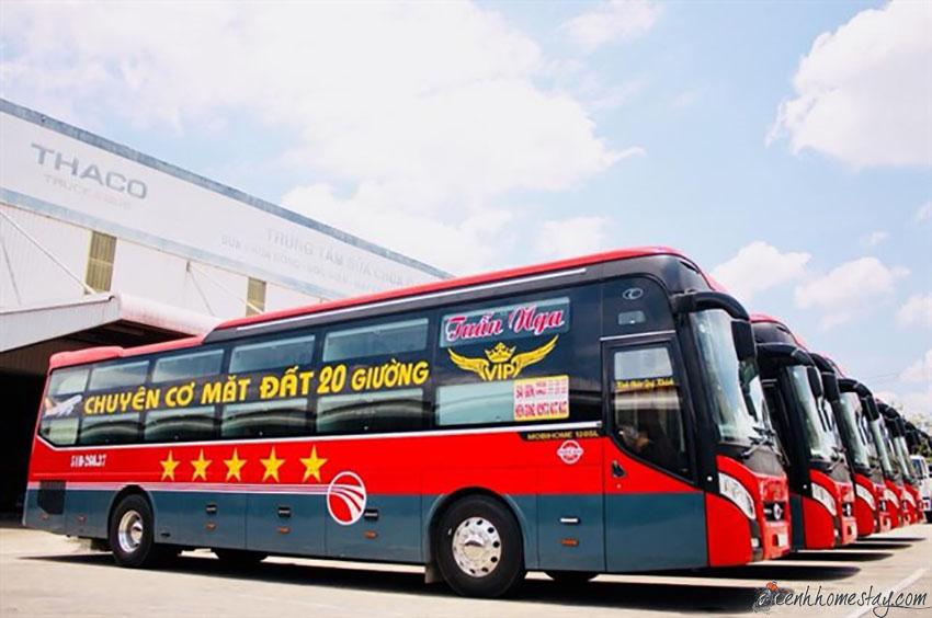TOP Xe limousine Sài Gòn Hà Tiên chất lượng cao tốt nhất