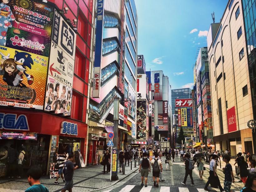 Các điểm du lịch Tokyo