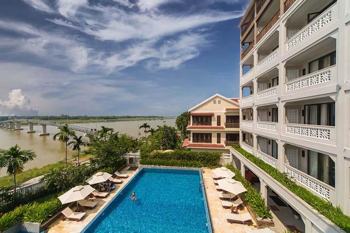 10 villa Hội An có hồ bơi riêng view biển đẹp giá rẻ giá