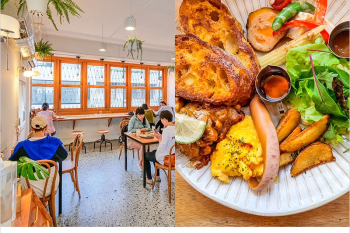 小家山食 Homey Café & Meal   台中西區老宅改造日式文青風格,CP值不錯的好吃日式洋食早午餐店。