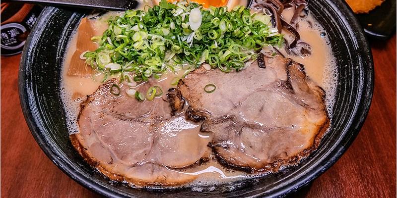 台中北區日式拉麵   佐原拉麵-大碗份量、大片叉燒肉、濃厚豚骨湯頭的好吃拉麵!湯頭鹹度、麵條還能客製化哦!