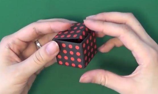 超簡単!使える折り紙「箱」34種類