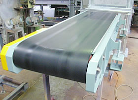 rubber belt conveyor 06