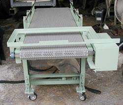 Modular belt conveyor 1