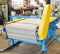 Wire netting net belt conveyor 2