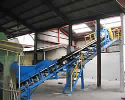 rubber belt conveyor 02