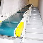 resin belt conveyor 3