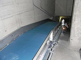 resin belt conveyor 4