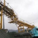 Trass frame belt conveyor kenki 12/8/2018