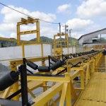 hanging typed carrier roller belt conveyor kenki 8/10/2018