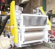 sludge dryer slurry dryer kenki dryer Continuous belt conveyor sludge dryer TypeⅡ