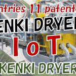 KENKI DRYER's IoT sludge dryer kenkidryer 27102021