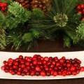 小さい中に栄養ぎっしり!真っ赤なクランベリーの5つの健康効果