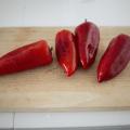 美しい赤色と見た目もかわいいレッドパレルモを使ったカラフルレシピ5選
