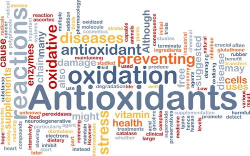 antioxidants - 老化防止にも効果的?活性酸素を除去すべき7つの利点とは?