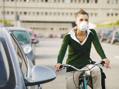pollution - 肌の汚れが原因となる3つのトラブルとは?