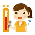 温度計イメージ