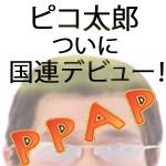 【動画】SDGs17目標とは何?PPAPピコ太郎が国連に行った理由と海外の反応
