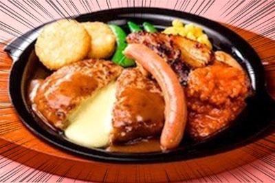 「チーズINミックスグリル」(通常899円→799円)
