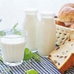 パンt牛乳