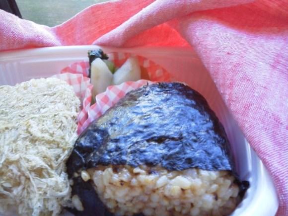 玄米をおにぎりにして食べよう!それを冷凍保存すると便利!