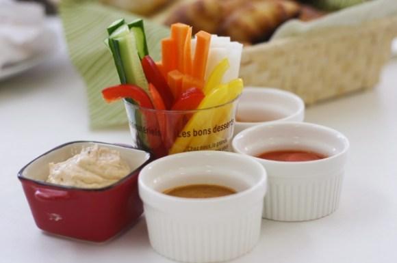 野菜に合うソースは?野菜につけるディップソースレシピ