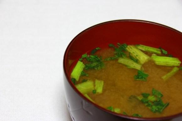 食事に添えて簡単に取れる、味噌玉の具におすすめの食材