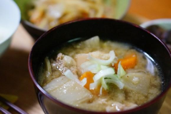 豚肉を使った健康効果のある味噌汁レシピ!厳選6種をご紹介