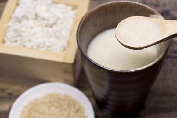 玄米甘酒は体に良くおいしい!作り方は?鍋でも作れる?
